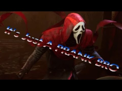 Dead By Daylight Funny Moments Ghostface