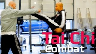 Tai chi combat tai chi chuan - How to use a kick in tai chi combat? Q8 thumbnail