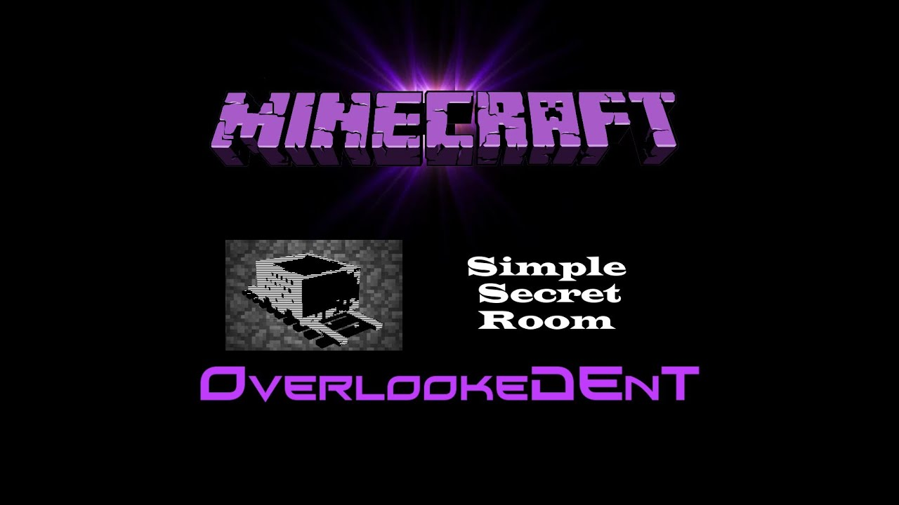 how to build a secret room in minecraft xbox 360