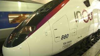 Nouveau nom, design, accès Wifi … le TGV monte en gamme avec inOui