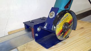 Cutting device for sheet metal, how to build