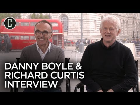 Yesterday Movie: Danny Boyle & Richard Curtis Interview