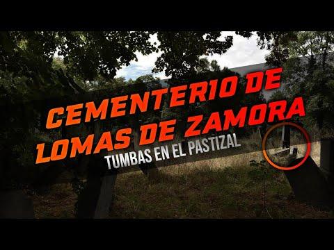 UN CEMENTERIO EN EL BOSQUE/ Lomas De Zamora  #Urbex #Cementerio