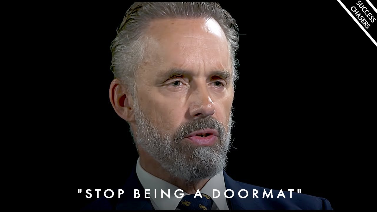 How To STOP BEING A DOORMAT (Learn To CONTROL Your Inner MONSTER!) - Jordan Peterson Motivation