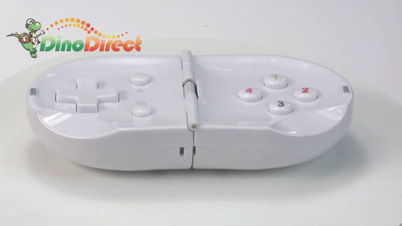Foldable Pandora Pro Mini USB Game Controller Gamepad from Dinodirect com