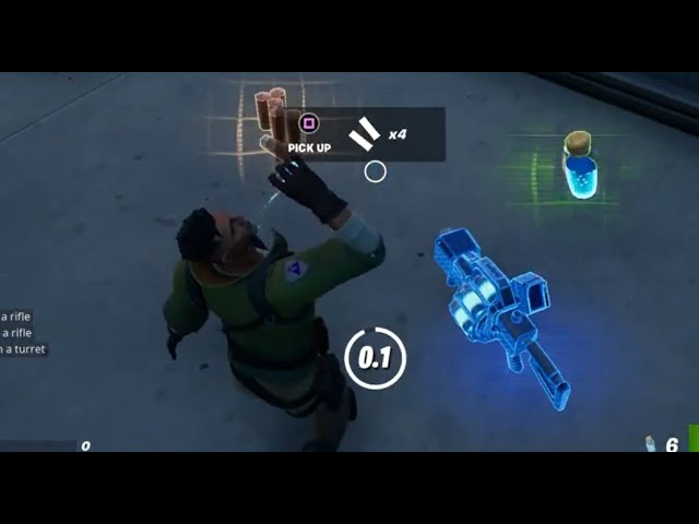 How to Spot Enemy Players using the Recon Scanner (Recon Scanner Location) - Fortnite Season 8 Quest