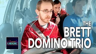 Carpool Karaoke - The Brett Domino Trio