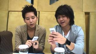 rangga n rafael introduce hape smash