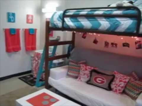 Mell Hall   UGA Dorm Tour   YouTube