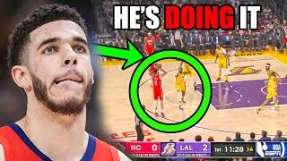 The TRUTH About Lonzo Ball & His NBA Potential (Ft. Pelicans, A New Shot, NBA Busts, & Injuries)