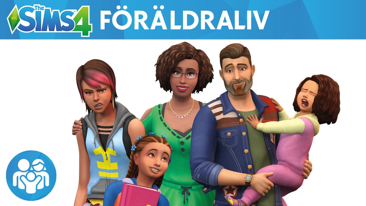 The sims 4 f r ldraliv officiell trailer youtube for Sims 4 raumgestaltung