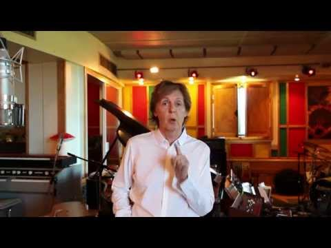 Paul McCartney #OutThere US Tour Announcement