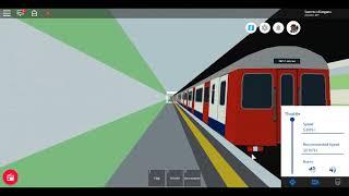 Roblox 400 assinantes!!! Nova mente o Gap D Stock MTG Subway Sub-Surface Limford para Ardwick