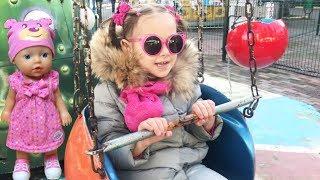Новая кукла Беби Бон Как Алина и Юляшка отметили День рождения канала Развлечения для детей