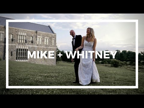 Mike + Whitney | A Wedding Film | The Inn at Virginia Tech