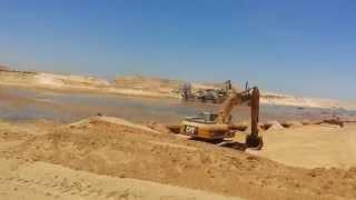 تحيامصرNew Suez Canal: See the only remaining bridge to the south,