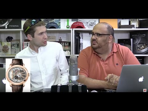 Patek Philippe - Vacheron Constantin or Audemars Piguet ? Wildcard Wednesday with Tim and Federico