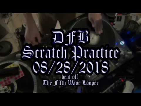 DFB Scratch Practice 08/29/2018