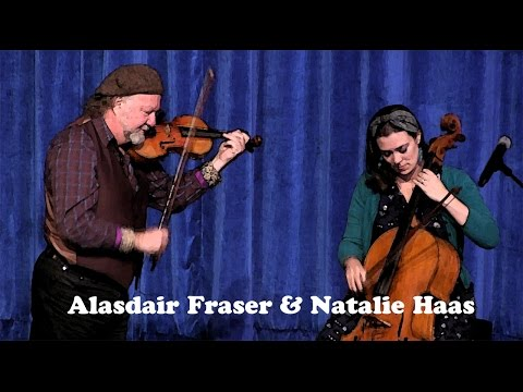 Alasdair Fraser & Natalie Haas - Freedom Come All Ye, Pea in the F-hole