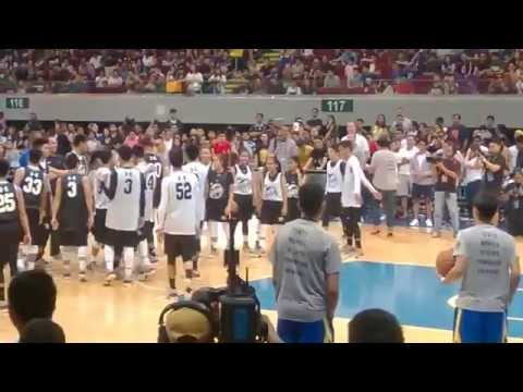 Stephen Curry Dunking  in Manila, Philippines at Under Armour Show in the Curry 2
