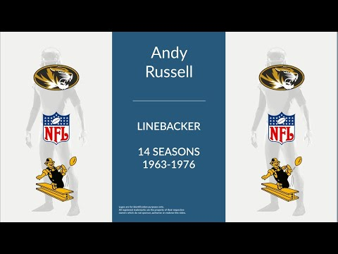 Andy Russell: Football Linebacker