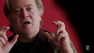 Steve Bannon's NEW YORK TIMES Interview - America first! Video