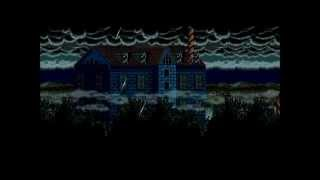 Splatterhouse 2 intro music extended metal remake