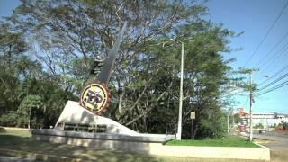 Conozcamos el monumento que adorna la entrada de la UTP Panamá