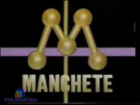 Vinheta Rede Manchete (1990)