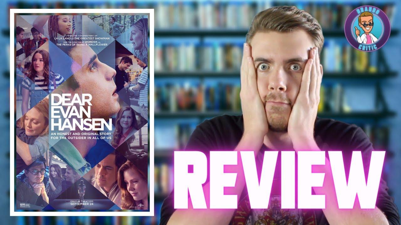 Dear Evan Hansen (2021) - Movie Review