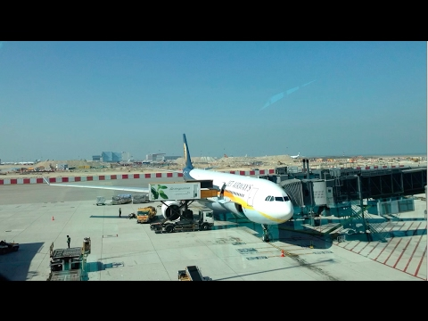 Jet Airways A330 - Hong Kong to Delhi - Economy Class Trip Report