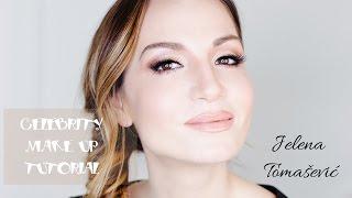 Celebrity Makeup Tutorial: Kako se našminkati kao Jelena Tomašević?
