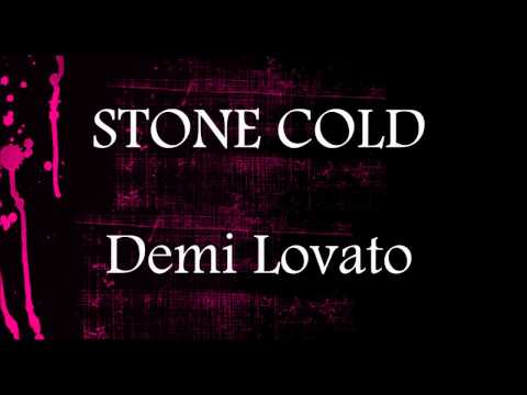 Stone Cold - Demi Lovato || Lower Key Karaoke (-3)