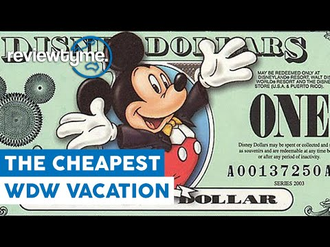 Our Cheapest Disney World Vacation Plan – ReviewTyme