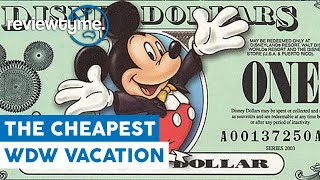Our Cheapest Disney World Vacation Plan - ReviewTyme