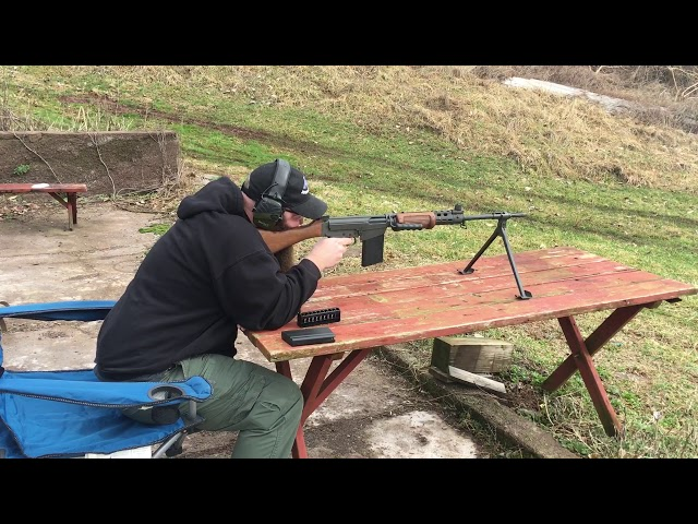 SAR 48 Machine Gun