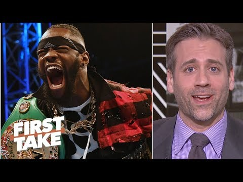 Deontay Wilder, Anthony Joshua ushering in a golden era of heavyweights – Max Kellerman | First Take
