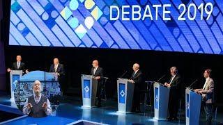 Eduardo Bocco: Debate presidencial