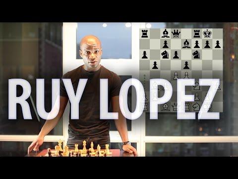Chess openings - Ruy Lopez