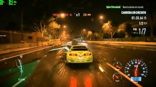Need for Speed GTX 770+i7 3770/High settings 1080p Gameplay