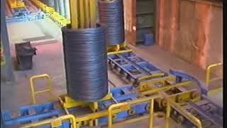 Wire rod handling system Mp3