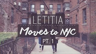 ✂ Move to NYC Pt. 1 - APARTMENT HUNTING