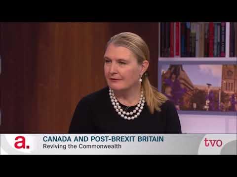 British High Commissioner To Canada Discusses CANZUK