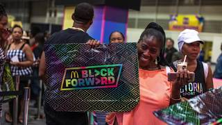 McDonald's Black Forward Experience - ESSENCE Festival 2018