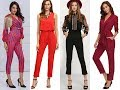 Buy Online - Sexy Elegant Stylish Long Pant Jumpsuits for women