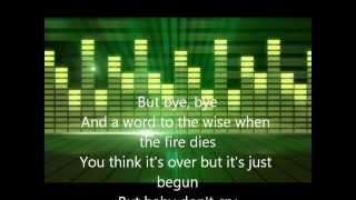 Avenged Sevenfold A little piece of heaven lyrics