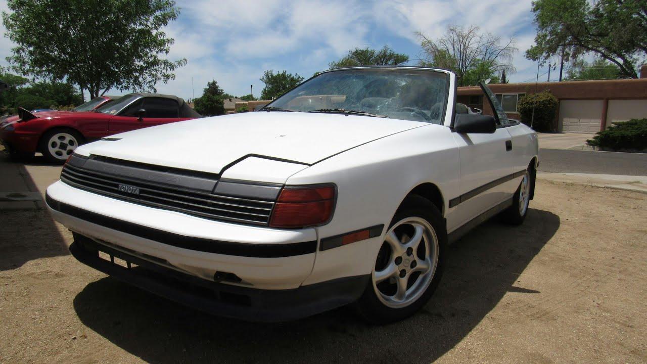 1988 Toyota Celica GT st162