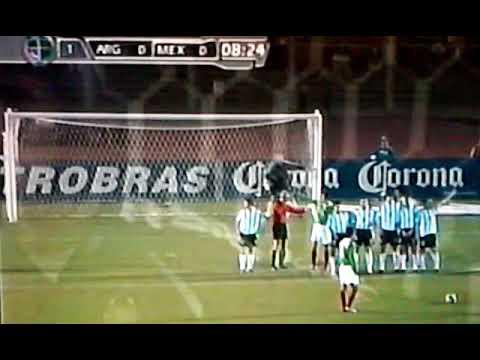 Download La ultima vez que MEXICO le GANO!! a ARGENTINA (1-0) ya sea en amistoso o partido oficial