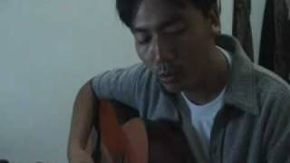 The Way You Look at Me - Christian Bautista (Acoustic Cover)