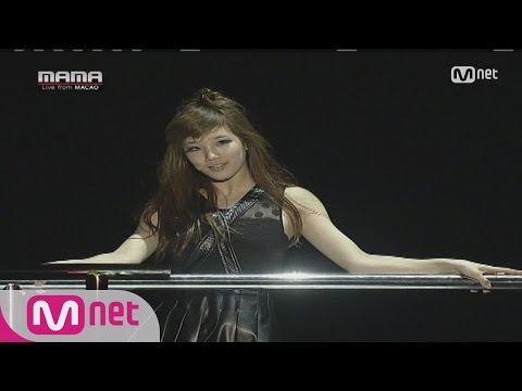2015 MAMA MissA - Bad Girl Good Girl + Breathe (2010 MAMA, SONG OF THE YEAR) 151127 EP.4